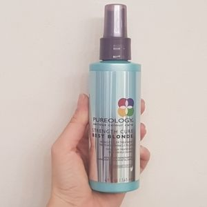 2/3rds Pureology Blonde Leave-in Spray